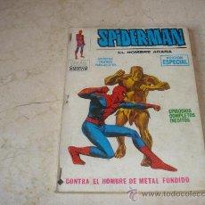 Cómics: SPIDERMAN Nº 11 - CONTRA EL HOMBRE DE METAL FUNDIDO. Lote 18548320