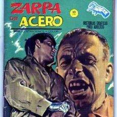 Cómics: COMIC VERTICE GRAPA ZARPA DE ACERO Nº 8. Lote 18570365