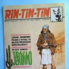 Cómics: EDITORIAL VERTICE , RIN-TIN-TIN N. 22 , JERONIMO. Lote 33742813