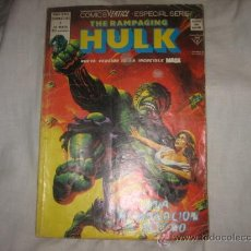 Cómics: THE RAMPAGING HULK Nº 8 VERTICE. Lote 18626718
