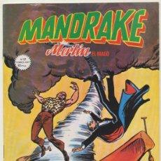 Cómics: MANDRAKE Nº 12. COMICS ART. VÉRTICE.. Lote 18641047