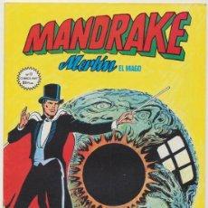 Cómics: MANDRAKE Nº 11. COMICS ART. VÉRTICE. ¡IMPECABLE!. Lote 18641082