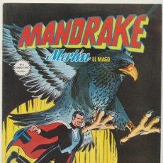 Cómics: MANDRAKE Nº 8. COMICS ART. VÉRTICE.. Lote 18641125