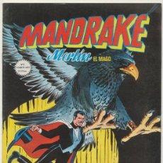 Cómics: MANDRAKE Nº 8. COMICS ART. VÉRTICE.. Lote 18641152