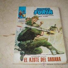 Cómics: SARGENTO FURIA Nº 22 - EL AZOTE DEL SAHARA. Lote 18749773