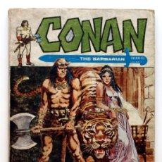 Cómics: CONAN THE BARBARIAN Nº 3 - EDICIONES VERTICE - AÑO 1972 - LAS ZARPAS DE LA TIGRESA. Lote 24544667