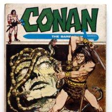 Cómics: CONAN THE BARBARIAN Nº 4 - EDICIONES VERTICE - AÑO 1972 - LOS ANILLOS DEL HOMBRE-SERPIENTE. Lote 24544670