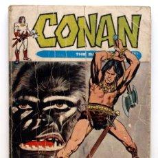 Cómics: CONAN THE BARBARIAN Nº 6 - EDICIONES VERTICE - AÑO 1972 - LOS ESPOLONES DE THAK. Lote 24544669
