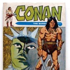 Cómics: CONAN THE BARBARIAN Nº 8 - EDICIONES VERTICE - AÑO 1972 - LA EMPERATRIZ VERDE. Lote 24544672