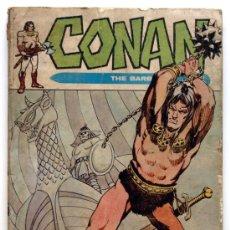 Cómics: CONAN THE BARBARIAN Nº 10 - EDICIONES VERTICE - AÑO 1972 - HALCONES DEL MAR. Lote 24544679