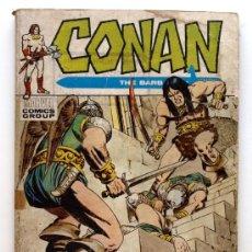 Cómics: CONAN THE BARBARIAN Nº 12 - EDICIONES VERTICE - AÑO 1972 - ESPADAS EN LA NOCHE. Lote 24544683
