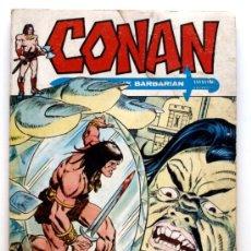 Cómics: CONAN THE BARBARIAN Nº 14 - EDICIONES VERTICE - AÑO 1972 - LA SANGRE DEL BELL-HISSAR. Lote 24544674