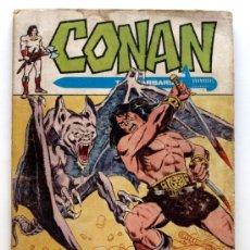 Cómics: CONAN THE BARBARIAN Nº 15 - EDICIONES VERTICE - AÑO 1972 - DOS CONTRA TURAN. Lote 24544675