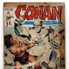 Cómics: CONAN THE BARBARIAN - EDICIONES VERTICE - AÑO 1972 - LA FURIA DEL DIOS PIEDRA. Lote 24544691