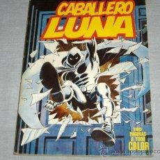 Cómics: VÉRTICE RETAPADO SURCO COLOR CABALLERO LUNA Nº 1. 1981. 350 PTS. . Lote 18785403