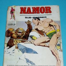 Cómics: A MERCED DE LOS DIABLOS DEL MAR. NAMOR Nº 27. MARVEL COMICS GROUP. EDIC. VERTICE 1973. Lote 25938364