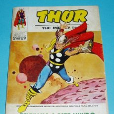 Cómics: RENUNCIA A ESTE MUNDO. THOR Nº 29. MARVEL COMICS GROUP. EDIT. VERTICE. 1973. Lote 25938360