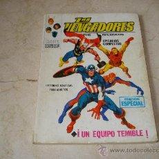 Comics : LOS VENGADORES Nº 2 - UN EQUIPO TEMIBLE. Lote 18811154