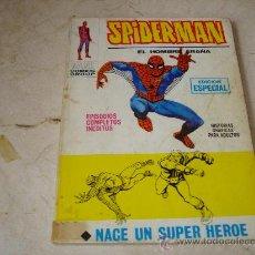 Cómics: SPIDERMAN Nº 16 - NACE UN SUPER HEROE. Lote 18811270