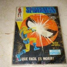 Cómics: SPIDERMAN Nº 30 - QUE FACIL ES MORIR. Lote 18829776