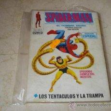 Cómics: SPIDERMAN Nº 21 - LOS TENTACULOS Y LA TRAMPA. Lote 18847840
