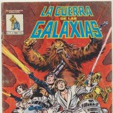 Cómics: LA GUERRA DE LAS GALAXIAS Nº 7. Lote 18924251