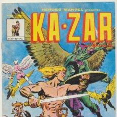 Cómics: KA-ZAR Nº 3. Lote 18935062