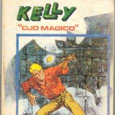 Cómics: (COM-1952)COMIC VERTICE EDICION GIGANTE KELLY OJO MAGICO Nº2 -50 PTS.288 PAG.. Lote 18945211