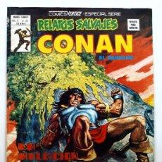 Relatos salvajes Conan el Barbaro vol.1 nº 73 -Comics Vertice - Especial serie -