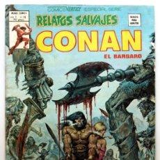 Cómics: RELATOS SALVAJES CONAN EL BARBARO VOL.1 Nº 79 -COMICS VERTICE - ESPECIAL SERIE - . Lote 23304412