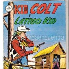 Cómics: MUNDI COMICS. KID COLT Y LÁTIGO KID. Nº 6 1981. EDICIONES VÉRTICE.. Lote 19221208