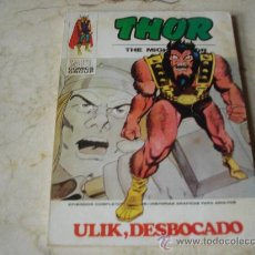Cómics: THOR Nº 32 - ULIK, DESBOCADO. Lote 19235580
