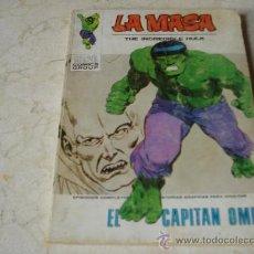 Cómics: LA MASA Nº 31 - EL CAPITAN OMEN. Lote 19253552