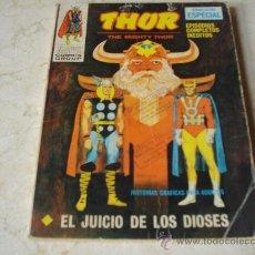 Cómics: THOR Nº 16 - EL JUICIO DE LOS DIOSES. Lote 19253586