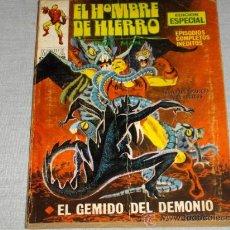 Cómics: VÉRTICE VOL. 1 HOMBRE DE HIERRO Nº 20. 1972. 25 PTAS. DIFÍCIL!!!!!!!!. Lote 19369673