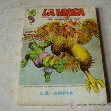 Cómics: LA MASA Nº 33 - LA ARPIA. Lote 19375124