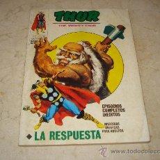 Cómics: THOR Nº 25 - LA RESPUESTA. Lote 19533749