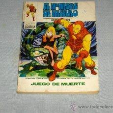 Cómics: VÉRTICE VOL. 1 HOMBRE DE HIERRO Nº 26. 1973. 25 PTS.. Lote 19548400
