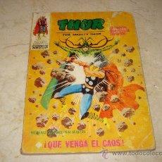 Cómics: THOR Nº 21 - QUE VENGA EL CAOS. Lote 19551696