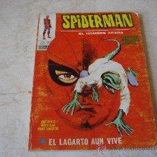 Cómics: SPIDERMAN Nº 32 - EL LAGARTO AUN VIVE. Lote 19852507