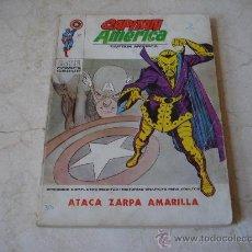 Cómics: CAPITAN AMERICA Nº 33 - ATACA ZARPA AMARILLA. Lote 19874564