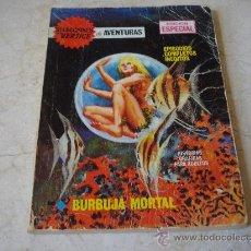 Cómics: SELECCIONES VERTICE Nº 50 - BURBUJA MORTAL. Lote 19881253