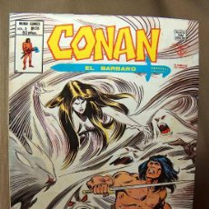 Cómics: COMIC, Nº 36 VOL 2, CONAN, VERTICE, 1979, SOMBRAS SUSURRANTES. Lote 19993349