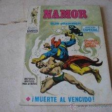Cómics: NAMOR Nº 2 - MUERTE AL VENCIDO. Lote 20033046