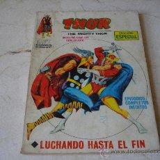 Cómics: THOR Nº 10 - LUCHANDO HASTA EL FIN. Lote 20036656