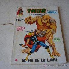 Cómics: THOR Nº 11 - EL FIN DE LA LUCHA. Lote 20038610