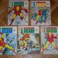 Cómics: HOMBRE DE HIERRO V.2 COMPLETA. Lote 27185320