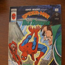 Cómics: SPIDERMAN Y DAN DEFENSOR VOL. 2 Nº 99. Lote 27079877
