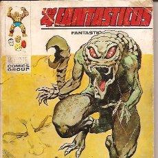 Comics : LOS 4 FANTASTICOS Nº 54 VERTICE VOLUMEN 1 . Lote 20096014