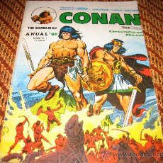 CONAN THE BARBARIAN - ANUAL 80 - VERTICE